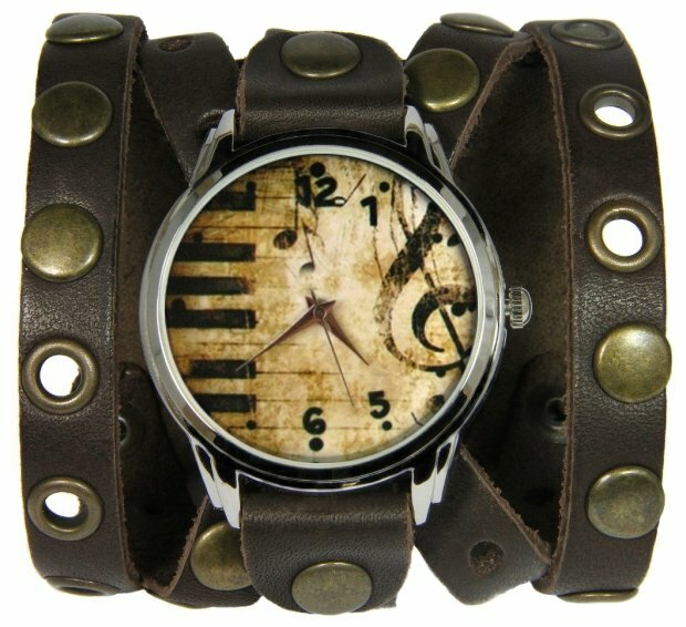 Наручные часы andywatch Скрипичный ключ