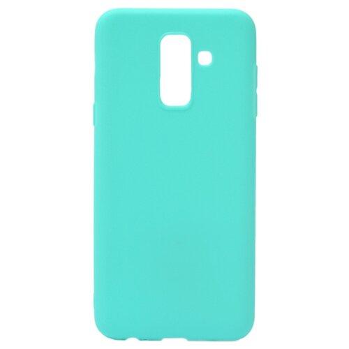 Чехол Gosso 185380W для Samsung Galaxy A6+ (2018) бирюзовый