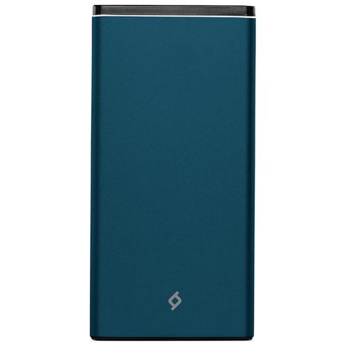Аккумулятор ttec AlumiSlim 5000 mAh темно-синийУниверсальные внешние аккумуляторы<br>
