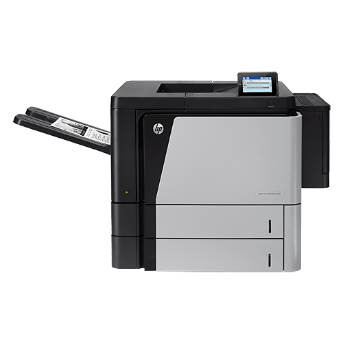 Фото - Принтер HP LaserJet Enterprise M806dn белый/черный принтер hp laserjet enterprise m806dn cz244a лазерный