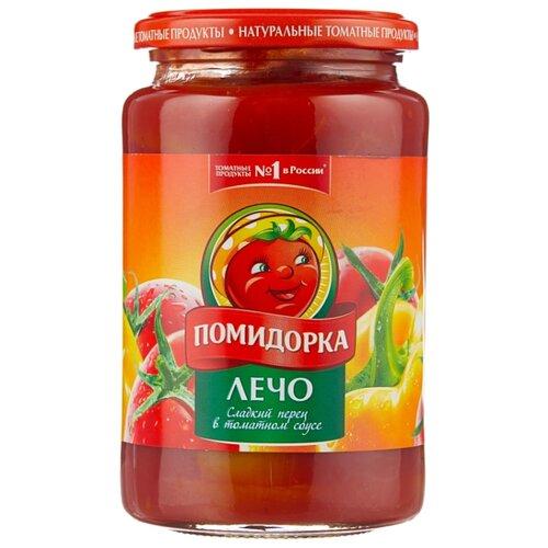 Фото - Лечо Сладкий перец Помидорка, 480 мл лечо сладкий перец в томатном соусе помидорка 680 г