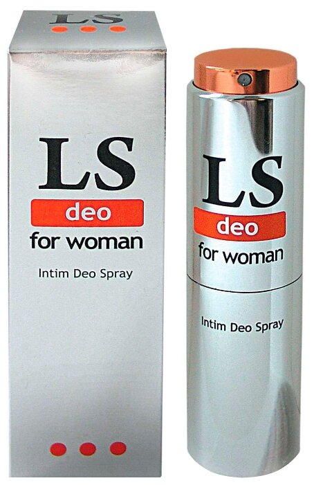 Биоритм Дезодорант для интимной гигиены для женщин Lovespray Deo, 18 мл