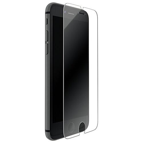 Защитное стекло uBear Flat Shield для Apple iPhone 7/8 прозрачный защитное стекло ubear 3d shield для apple iphone 7 8 белый