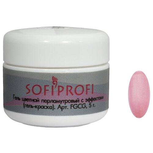 Краска Sofiprofi перламутровая с эффектами 85Краски<br>