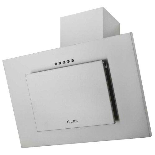 Каминная вытяжка LEX Mini S 600 inox вытяжка lex simple 600 inox 60см 340куб 3скор нерж