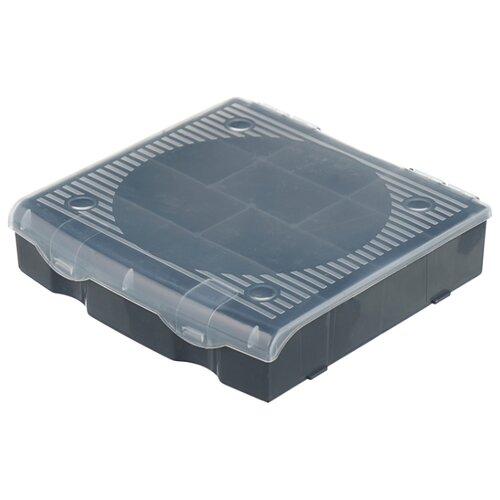 Органайзер BLOCKER для мелочей PC3711 17 х 16 x 4.5 см серый/свинцовый