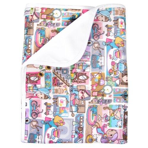 Купить Многоразовые пеленки GlorYes! впитывающая 68х80 хозяюшка, Пеленки, клеенки