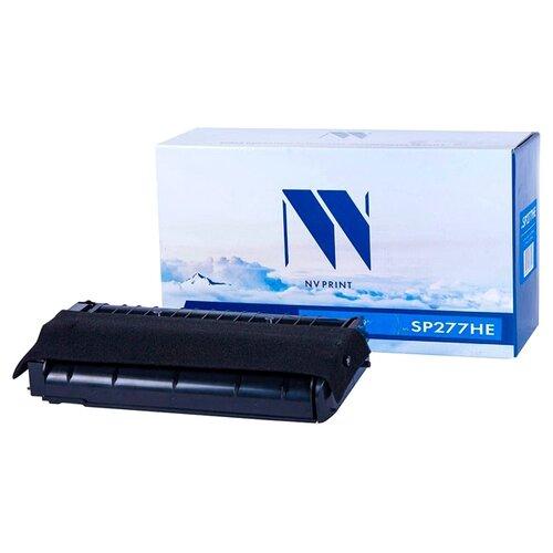 Фото - Картридж NV Print SP277HE для Ricoh, совместимый картридж nv print sp3400 для ricoh совместимый