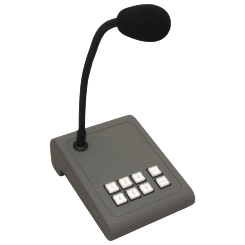 Микрофон APart MICPAT-6, серый