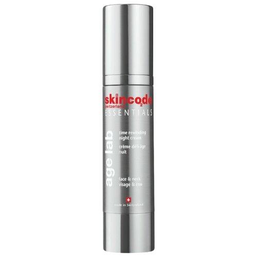 Skincode Essentials Age Lab Ночной омолаживающий крем для лица, 50 мл мицеллярная вода 200 мл skincode essentials