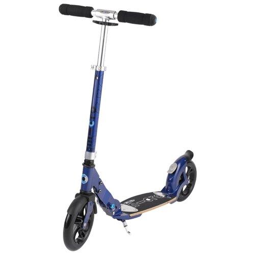 Городской самокат Micro Scooter Flex 200mm blue цена 2017