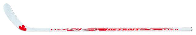 Хоккейная клюшка Tisa Detroit Composite 152 см, P92 (85)