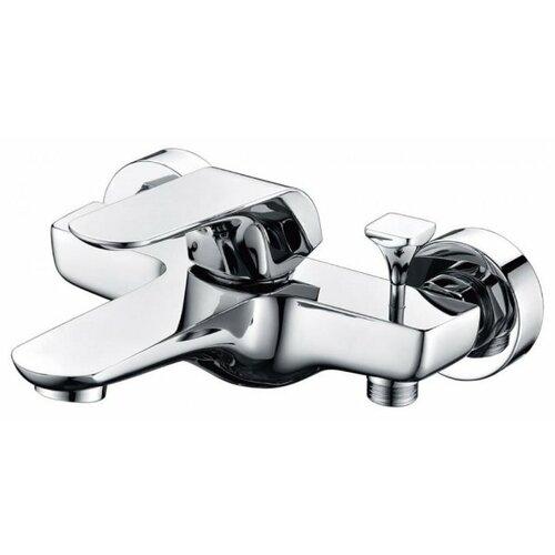 Смеситель для ванны с душем BelBagno Nota NOT-VASM-CRM однорычажный хром смеситель для ванны belbagno nota хром not vasm crm