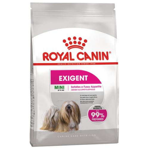 цена на Сухой корм для собак Royal Canin Exigent 3 кг (для мелких пород)