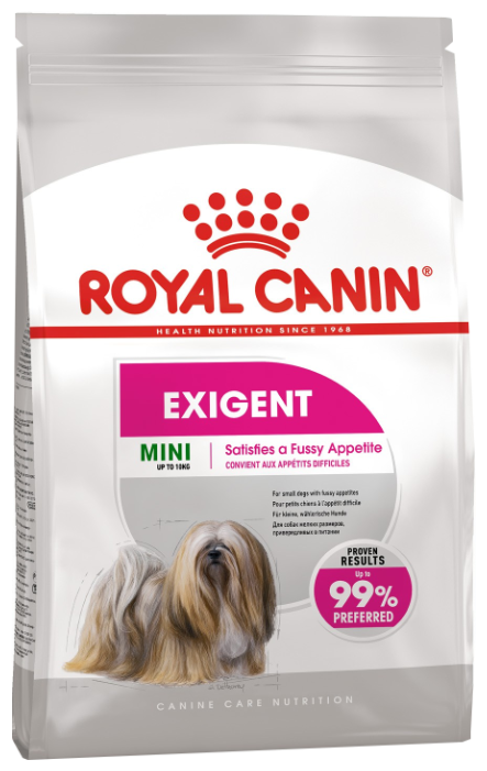 Корм для собак Royal Canin Mini Exigent