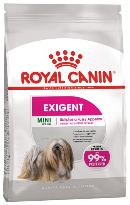 Корм для собак Royal Canin Exigent 800г (для мелких пород)