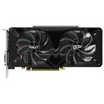 Видеокарта Palit GeForce RTX 2060 1365MHz PCI-E 3.0 6144MB 14000MHz 192 bit DVI HDMI HDCP GamingPro OC