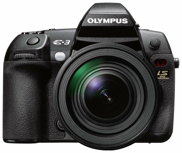 Фотоаппарат Olympus E-3 Kit