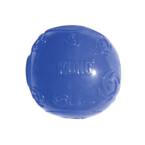 Мячик для собак KONG Squeezz средний (PSB2) игрушка для собак kong squeezz zoo слон