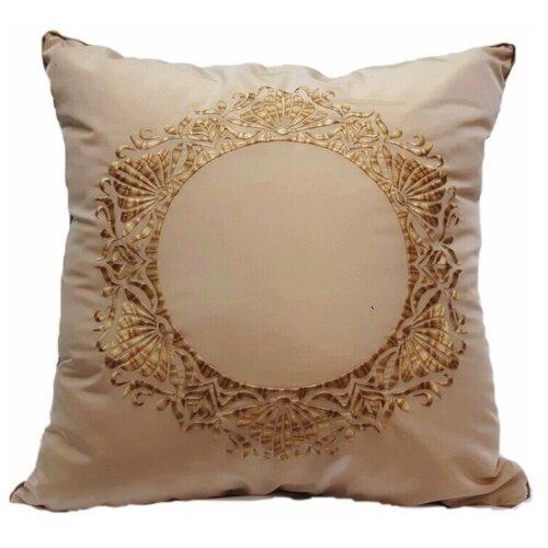 Подушка декоративная Flaum Home Décor BRONZE, 50 х 50 см (HDB-00504) бронза подушка декоративная laroche 50 х 50 см
