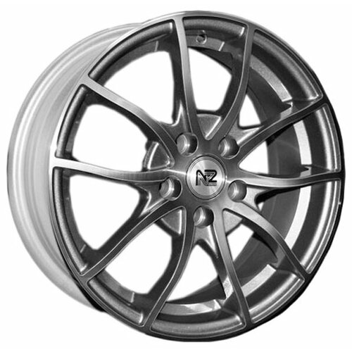 Фото - Колесный диск NZ Wheels SH630 6x14/4x98 D58.6 ET35 GMF nz sh629 5 5x13 4x98 d58 6 et35 gmf