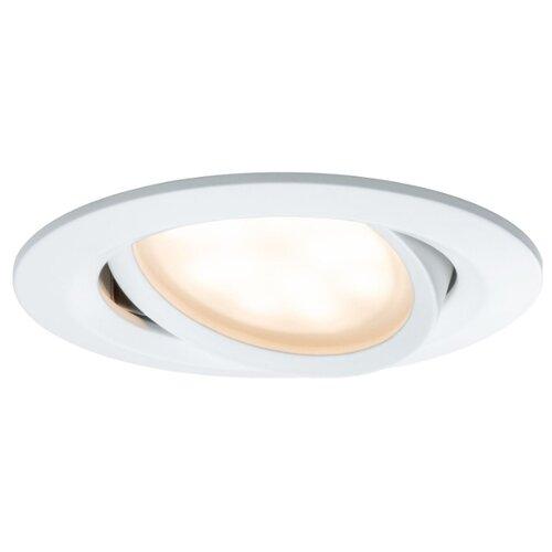 Встраиваемый светильник Paulmann 93938, 3 шт. встраиваемый светильник paulmann 92765 3 шт