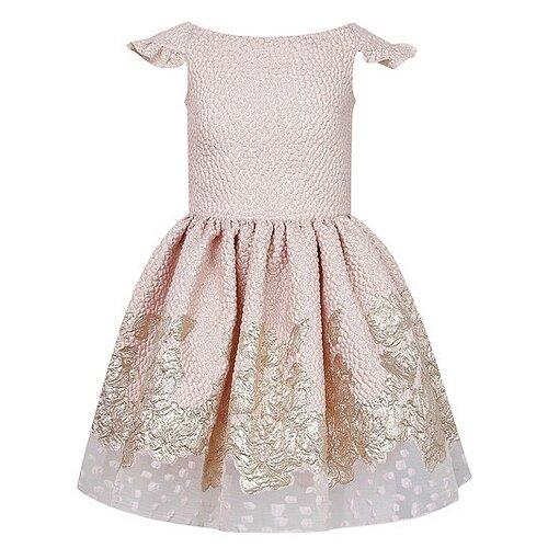 Платье David Charles размер 152, розовый