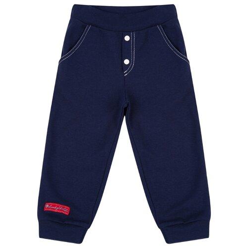 Брюки lucky child размер 20, синийБрюки и шорты<br>