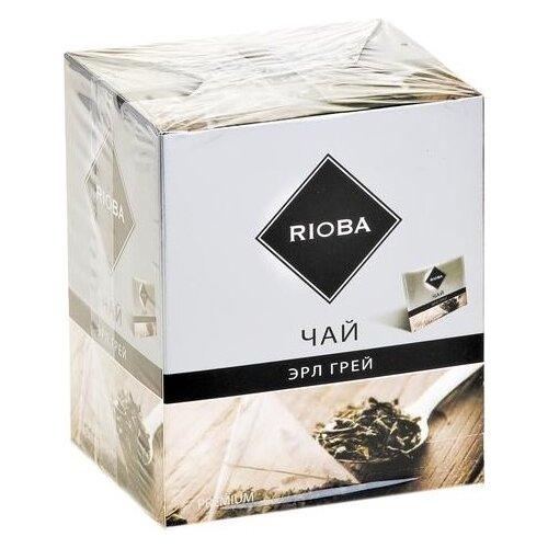 Чай черный Rioba Эрл Грей, 40 г 20 шт.