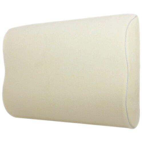 Подушка Beeflex ортопедическая Ergonomic 60 х 40 см белыйПодушки<br>