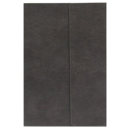 Купить Ежедневник Collezione Бизнеснедатированный, искусственная кожа, А5, 136 листов, темно-серый, Ежедневники, записные книжки