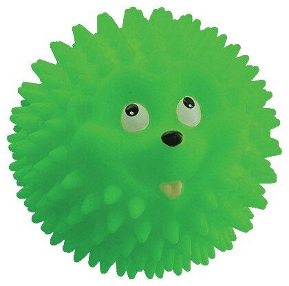 Мячик для собак Зооник Мяч - ежик №6 (16423)