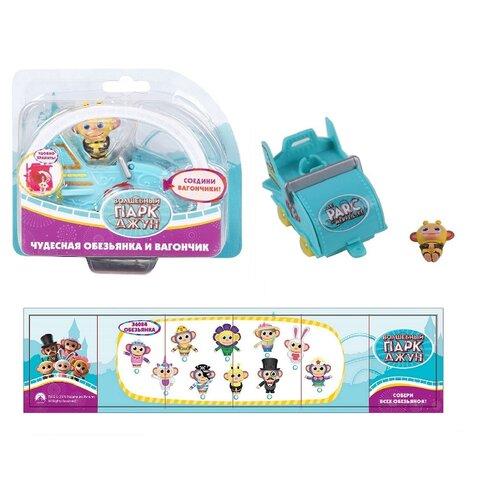Купить Игровой набор Wonder Park Волшебный парк Джун - Обезьянка Пчелка 36247, Игровые наборы и фигурки