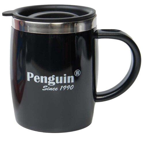 Термокружка Penguin ВК-65 (0,37 л) черныйТермосы и термокружки<br>