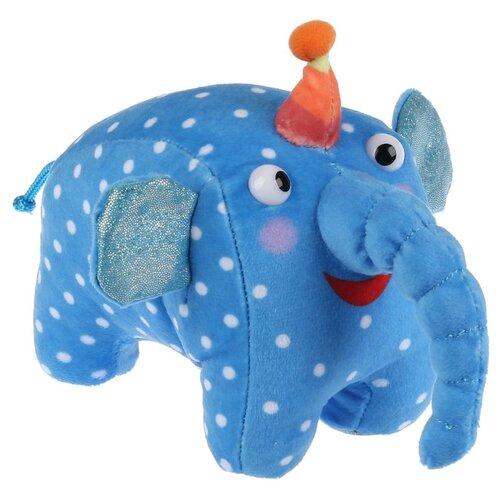 Купить Мягкая игрушка Мульти-Пульти Деревяшки Слон Ду-Ду 15 см, без чипа, Мягкие игрушки