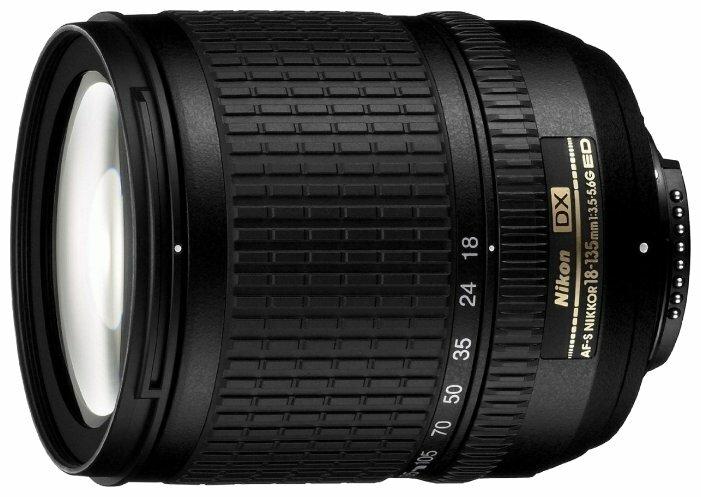 Объектив Nikon 18-135mm f/3.5-5.6 ED-IF AF-S DX Zoom-Nikkor