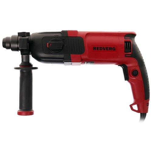 Перфоратор RedVerg RD-RH850, 850 Вт перфоратор redverg rd rh920