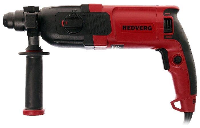 Перфоратор сетевой RedVerg RD-RH850 (2.5 Дж)