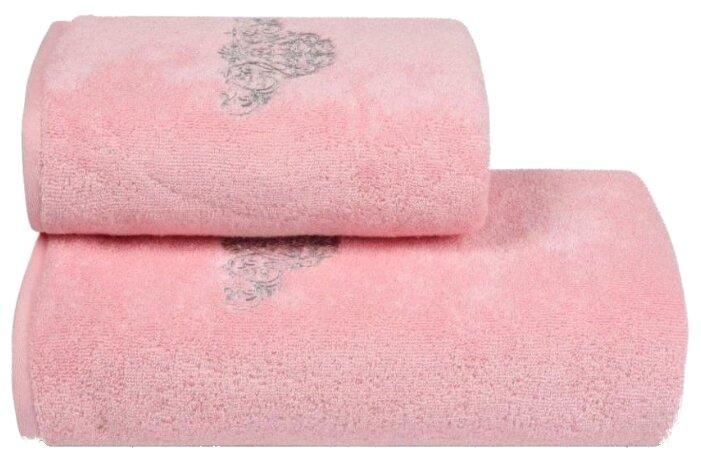 ДМ Полотенце Italiano банное 70х140 см розовый