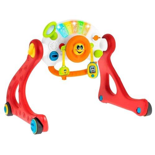 Интерактивная развивающая игрушка Chicco Гимнастический центр 4 в 1 GYM chicco игровой центр каталка baby walker 2 в 1 chicco