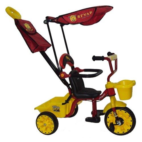 Трехколесный велосипед JAGUAR MS-0577, красный