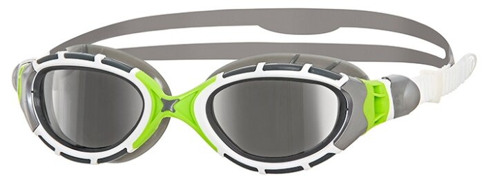 Очки для плавания Zoggs Predator Flex 2.0 Titanium