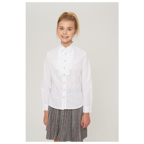 Блузка INFUNT размер 158, белый