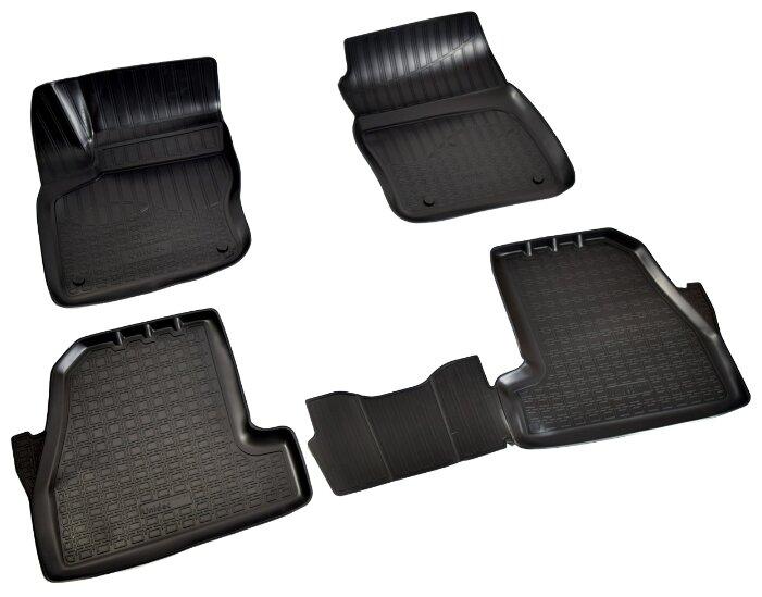 Комплект ковриков NorPlast NPA11-C22-183 4 шт.