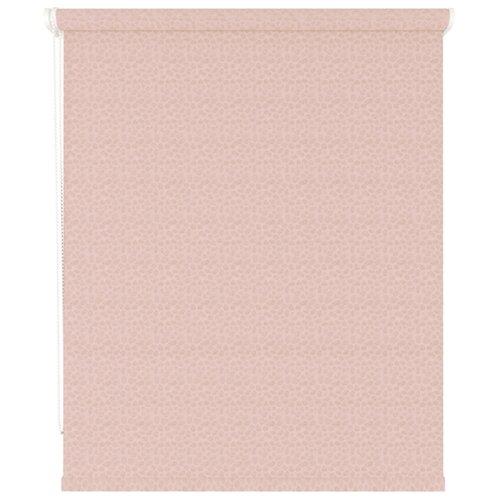 Рулонная штора DDA Pois (розовый), 80х170 см матрасы 80х170 см