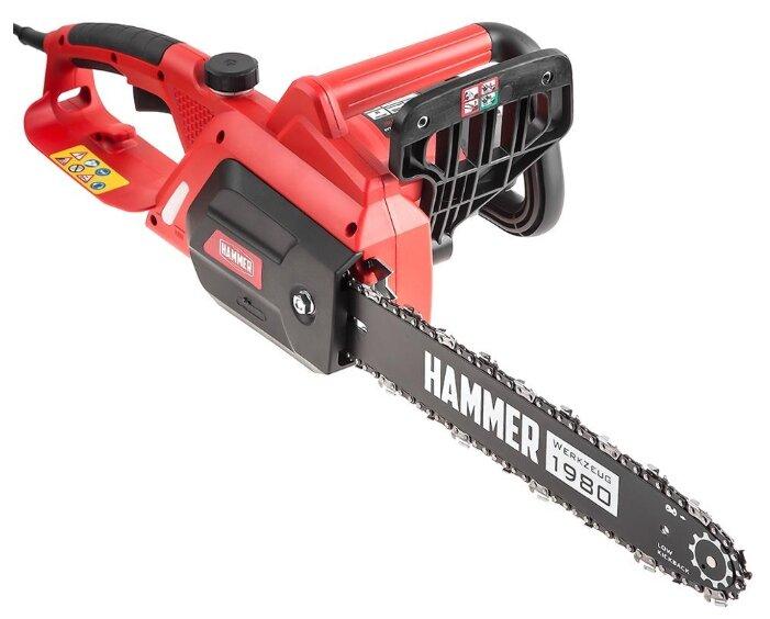 Купить Электрическая пила Hammer CPP1814E 1800 Вт по низкой цене с доставкой из Яндекс.Маркета (бывший Беру)