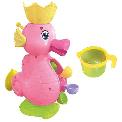 Купить Игрушка для ванны Морской конек №2, Биплант, Игрушки для ванной