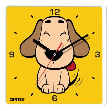 Часы настенные кварцевые CENTEK CT-7103