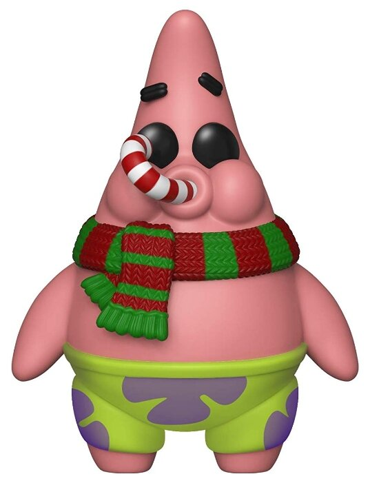 Фигурка Funko POP! Spongebob S2: Patrick Xmas 33924