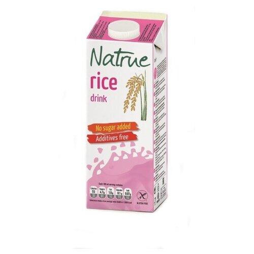 Рисовый напиток Natrue Rice без сахара 1%, 1 л